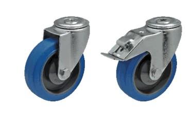 PR Колеса для транспортных ящиков протектор Performa для малых нагрузок