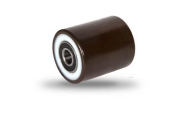 PU Полиуретановый ролик для гидравлической тележки