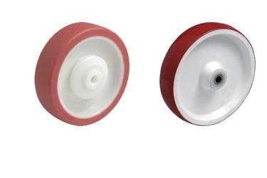 PU Колесо с полиуретановым протектором для малых нагрузок